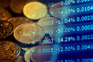 moedas mercado financeiro números