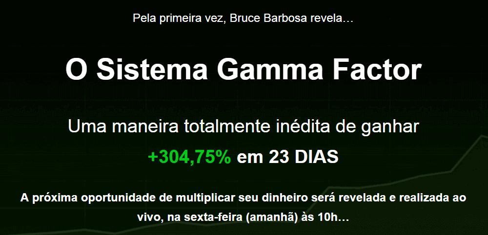 empiricus gamma factor