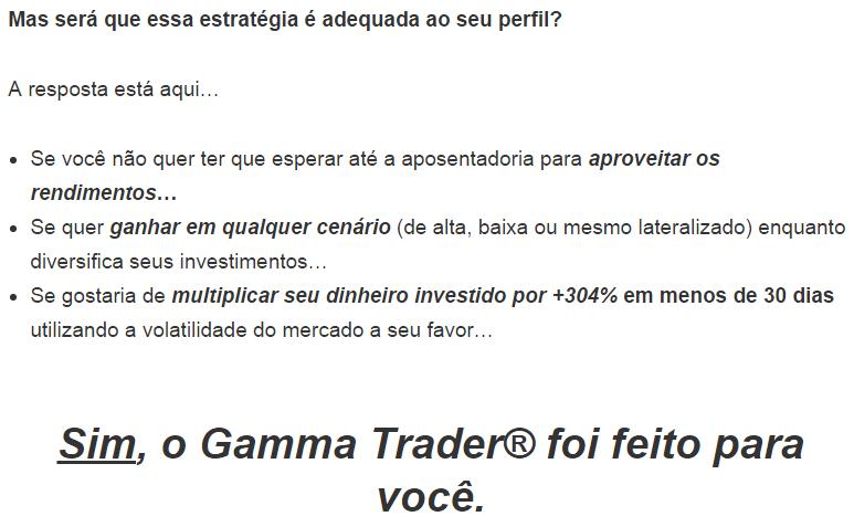 empiricus gamma trader