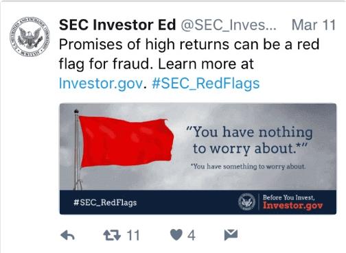 sec fraude