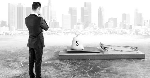 Não caia em armadilhas financeiras que fazem você perder dinheiro
