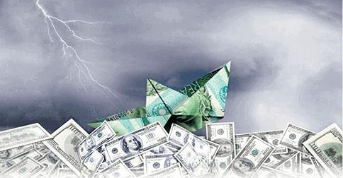 Correio Braziliense - Dólar dispara após confirmação do crescimento da economia americana