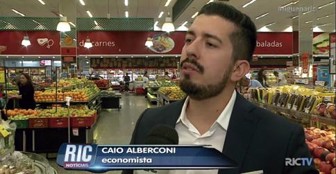 RIC NOTICIAS SC - Gasolina e pizza sem impostos nesta quinta-feira em Florianopolis