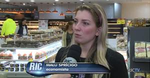 RIC Notícias - Novo valor do ICMS sobe preço dos alimentos em supermercados