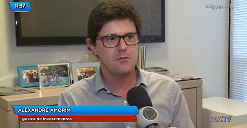 Alexandre Amorim no Balanço Geral