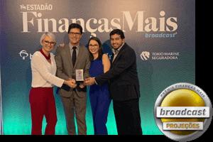 Par Mais - Prêmio Agência Estado Broadcast Projeções Top 10 básico 2018